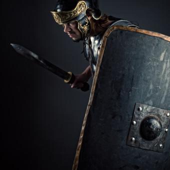 Roman Soldier _ Shutterstock