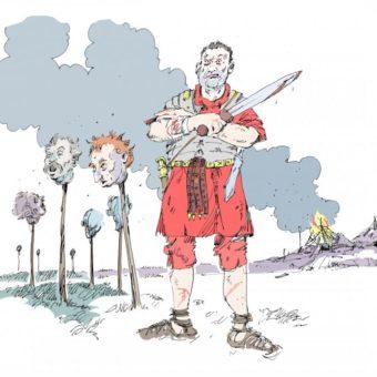 Cartoon Romans