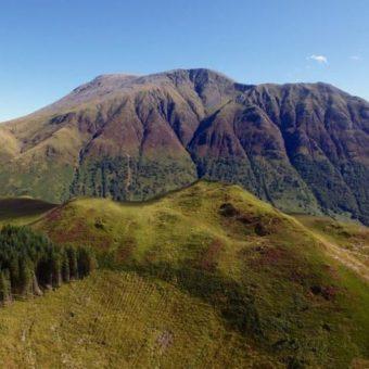 Glencoe - Nevis Landscape Partnership via BBC