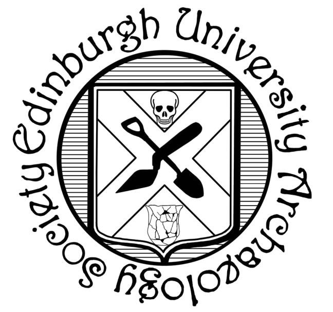 University of Edinburgh Archaeology Society Logo