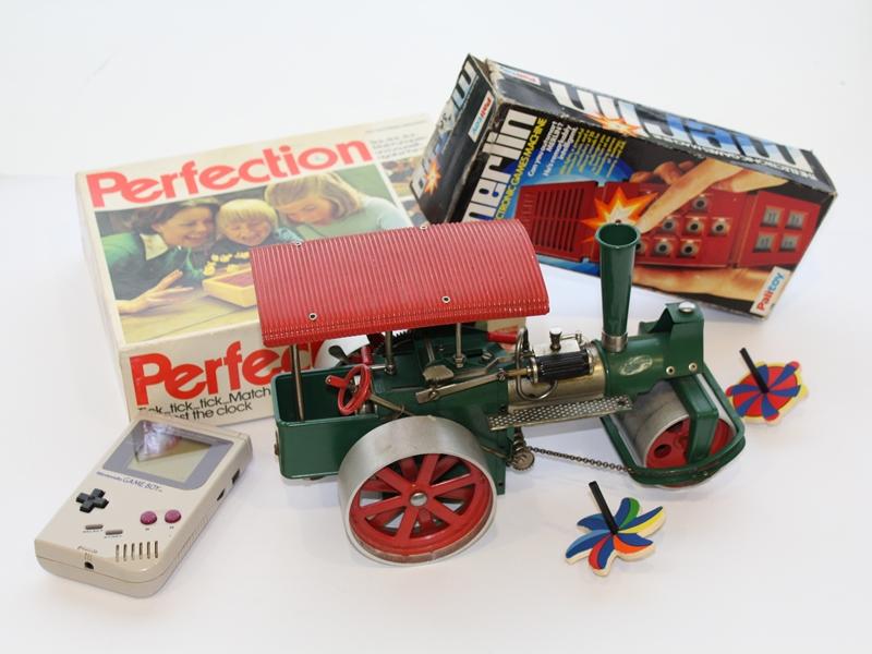 Riverside Museum + toys