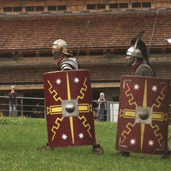 roman reenacters