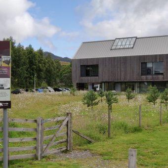 Photograph of Highland Folk Museum